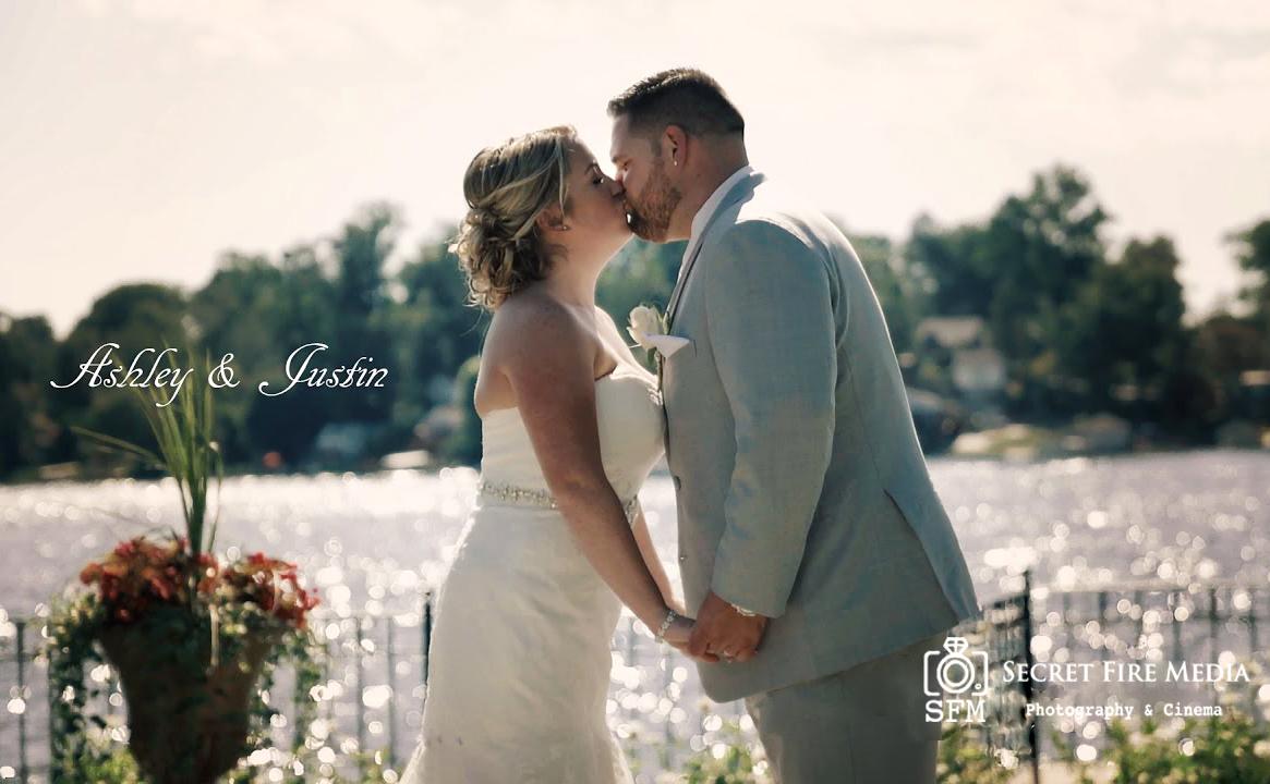 Ashley and Brian's Hudson Valley Wedding Video At Villa Barone New York