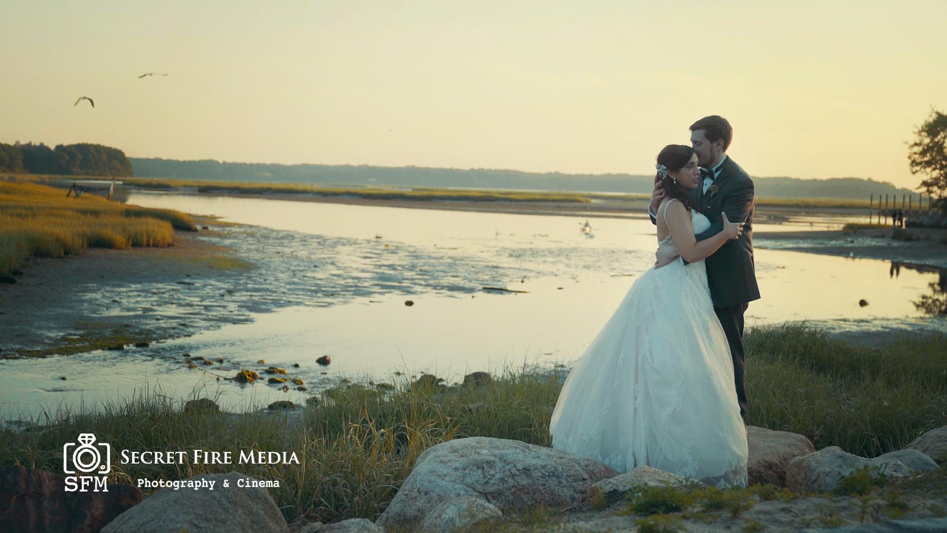 Michelle and Daniels Long Island Wedding Video At Three Village Inn