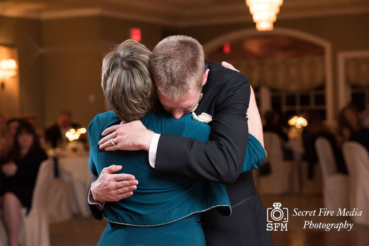 Mother and Son dance Hudson Valley Wedding At Links At Union Vale in New York