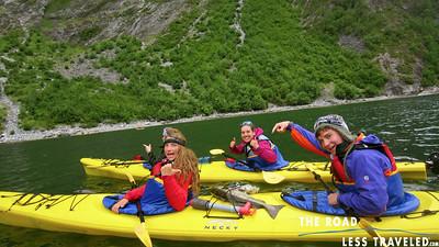 Teen Summer Adventure program in Norway www.theroadlesstraveled.com/norway