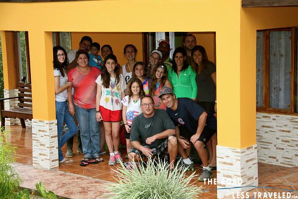 Watermarked Costa Rica:  Family Service Adventure Web Photos