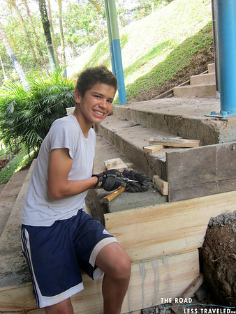 Watermarked Costa Rica: El Sendero Web Photos