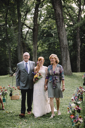 Chicago Farm Wedding