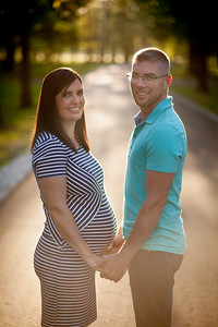Matt & Abby Maternity Portraits