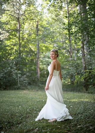 Bridal Portait, Knoxville TN by Everbright Photography