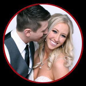 Melanie & Steven's Wedding Photo Booth