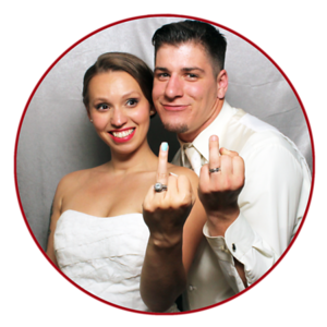 Selitha and Justin's Wedding Photo Booth