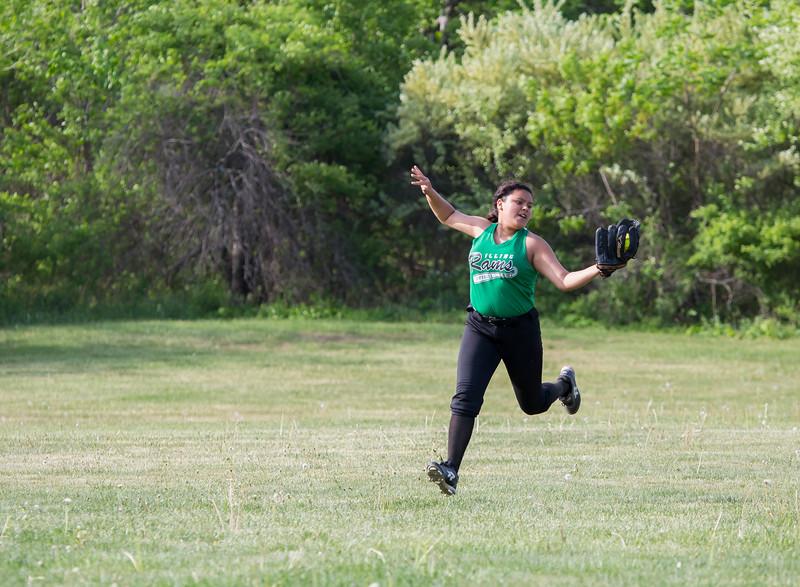 Illini Middle School Softball