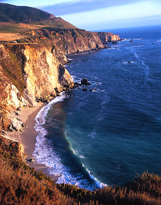 BIG SUR, CALIFORNIA. USA