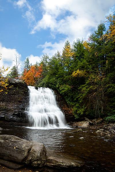 Gorgeous Waterfall, Deep Creek, MD