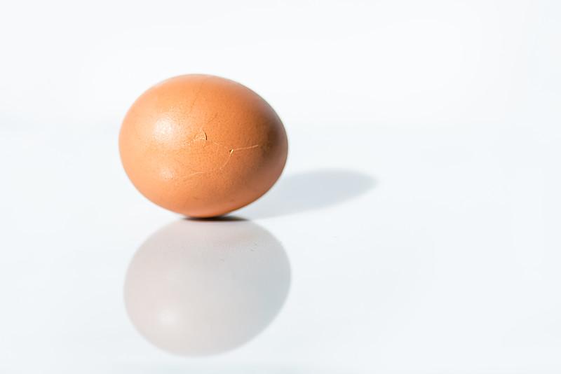 Egg, three ways