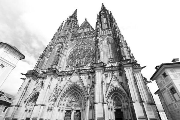 St  Vitus Cathedral 2012  Prague, Czech Republic