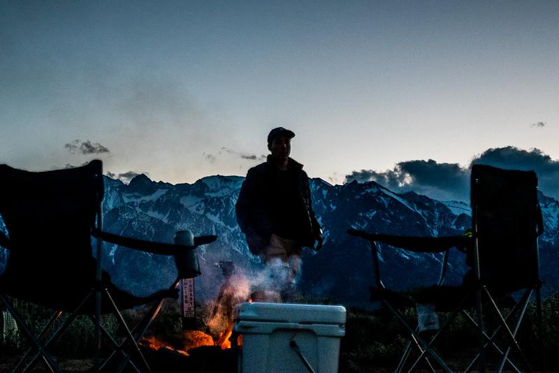 Alabama Hills, Hoku Camper