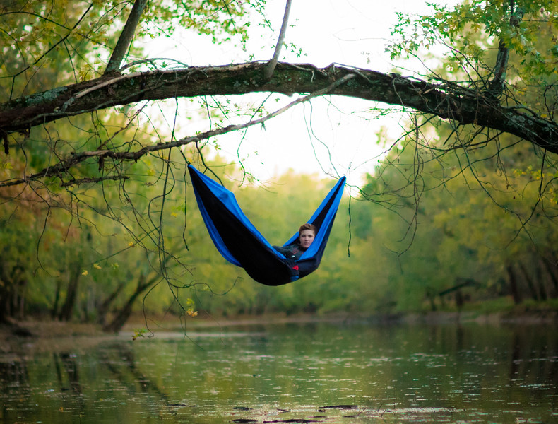 Woodland Hang, Grand Trunk Hammocks