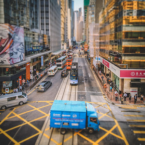 Streets for Hong Kong.