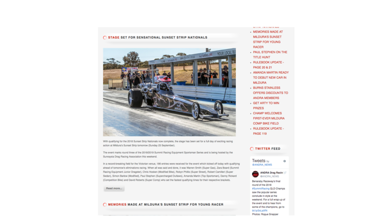 Australian National Drag Racing Association