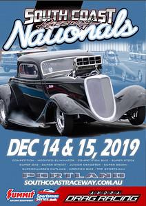 SouthCoast Raceway Promo Posters