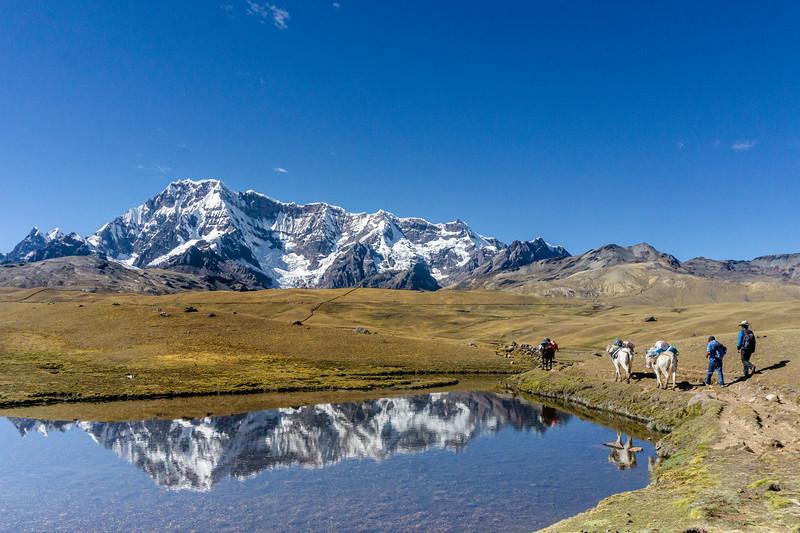 Peru, Vilcanota range, Upis