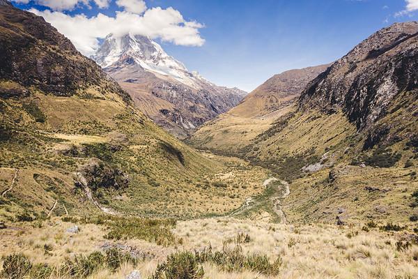 Peru, Mt. Huascaran