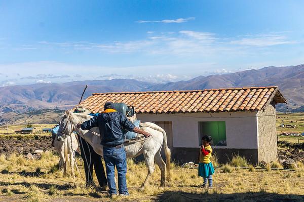 Peru, local guide