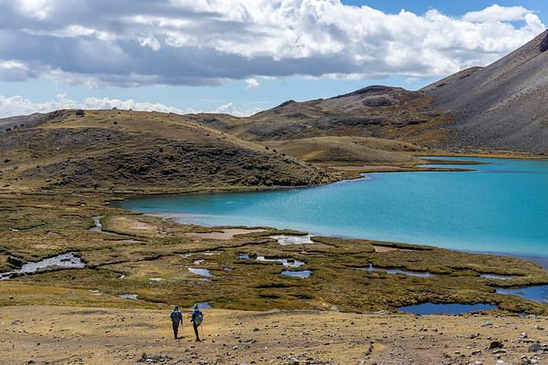 Peru, lake Sibinacocha