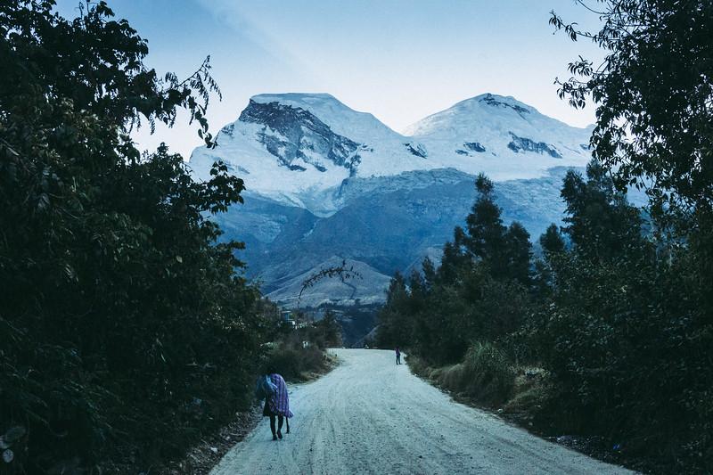 Perù, Mt. Huascaran