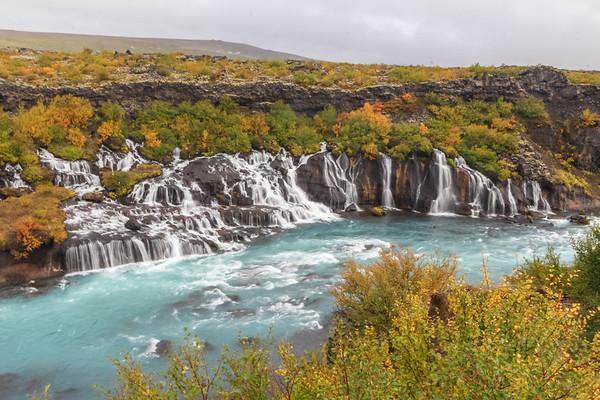 Iceland, Borgarfjörður