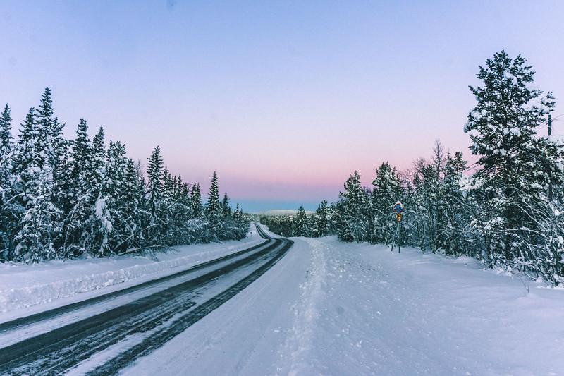 Sweden, Kurravaaravägen