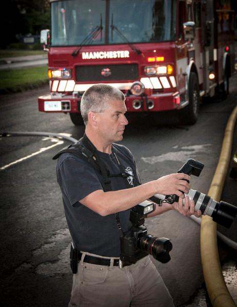 Patrick Dooley - Squad Fire Photos