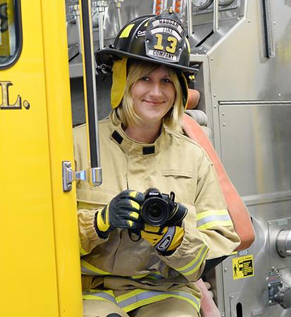 Olivia Drake - Haddam Volunteer Fire Co