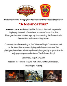 The-Connecticut-Fire-Photographers-Association-and-The-Tobacco-Shop-Present