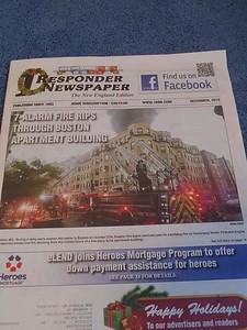 1st Responder Magazine 2018