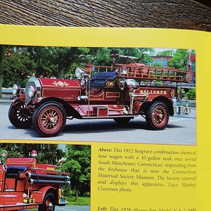 Fire Apparatus Journal Sep-Oct 2018 Photo by CFPA Connecticut Member Lucy Crossman