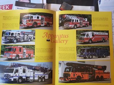 Fire Apparatus Journal July-Aug 2019 Photos by CFPA Connecticut Member Mark Redman and Massachusetts Member Chuck Lowe