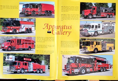 Fire Apparatus Journal Sep-Oct 2020 Photos by CFPA Massachusettes Members Paul Shea and Chuck Lowe