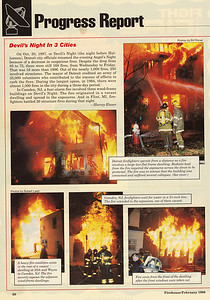 Firehouse Magazine 1998
