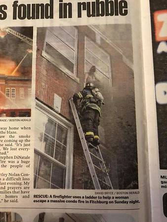Photo in Boston Herald by CFPA Massachusetts Member David Bryce