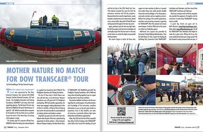Duda Transcaer Summer 2014 Magazine