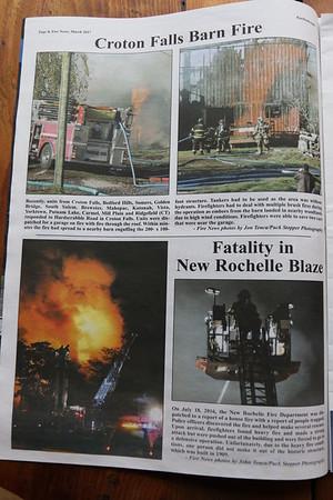 CFPA member Jon Tenca, Fire News March 2017