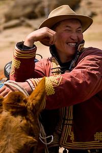 Cowboy, Mongolia
