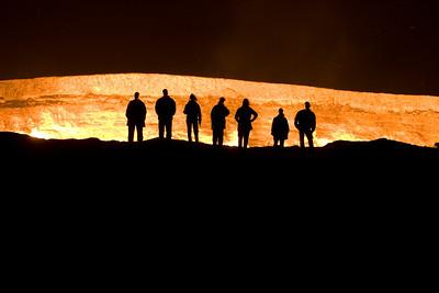 Gates of Hell, Turkmenistan