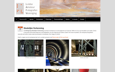 2015-02-22 Website lafv nl