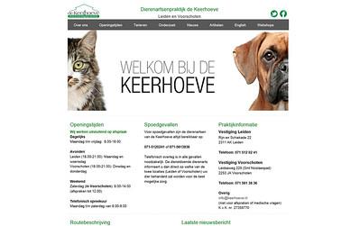 2015-02-22 Website keerhoeve nl