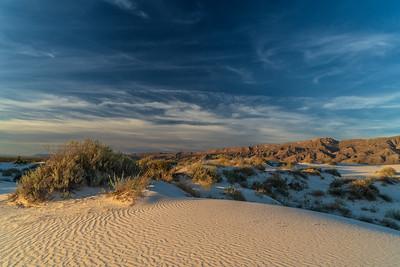 Gudalupe Salt Flats, Texas