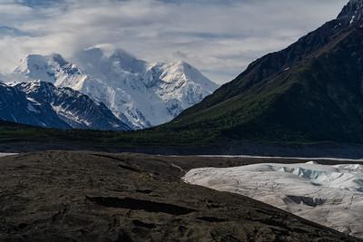 Convergence 2: Root Glacier and Mt Elias