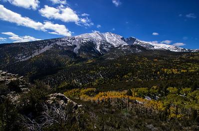 Autumns Breath, Nevada