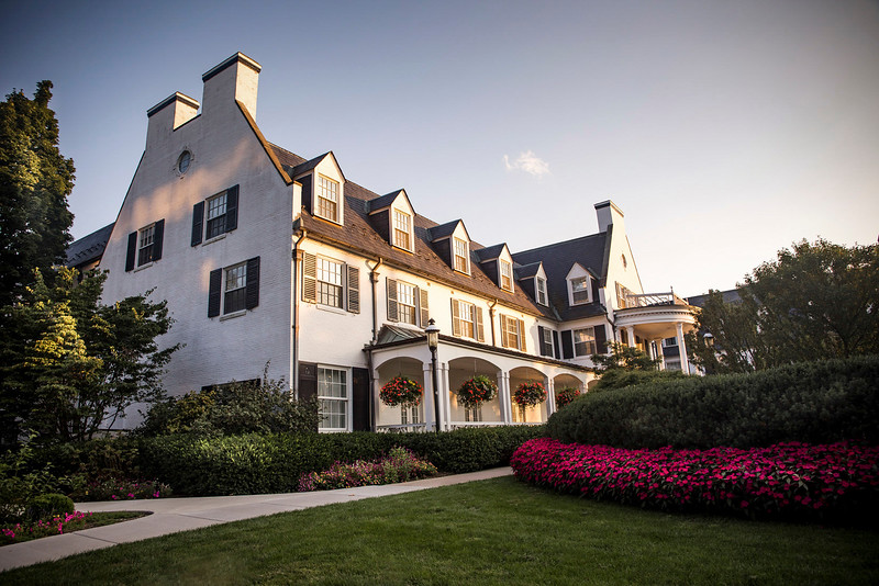 """Evening at the Nittany Lion Inn"""