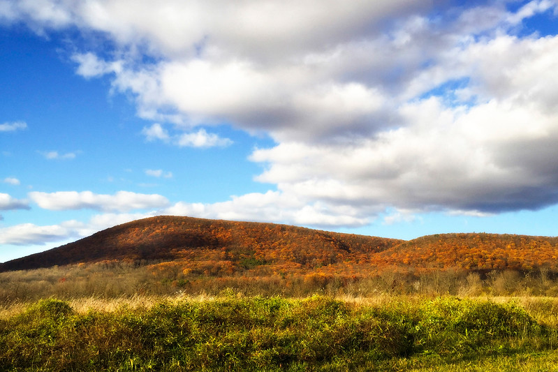 Autumn, Mount Nittany