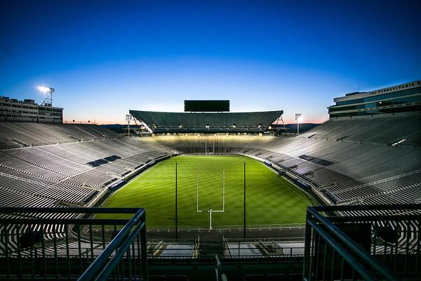 Sleeping Stadium