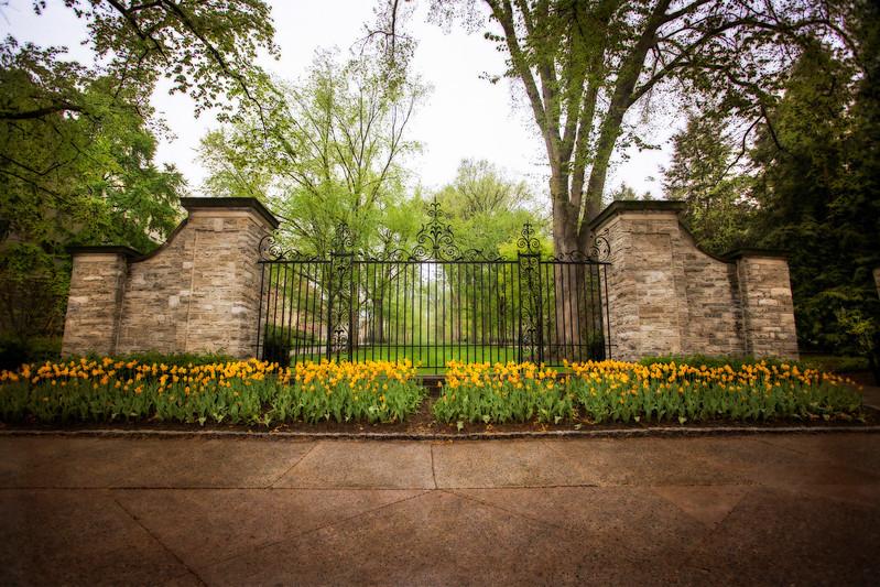 Allen Street Gates